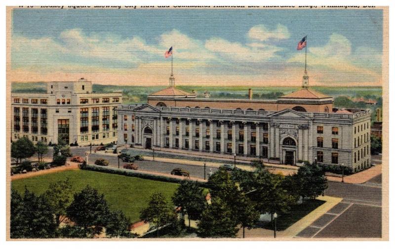 Delaware  Wilmington ,  Rodney Square
