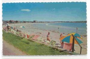 Gooch's Beach, Kennebunkport, Maine, 40-60s