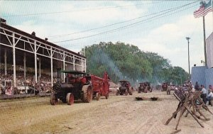 Midweswt Old Settlers & Threshers Mount Pleasant Iowa
