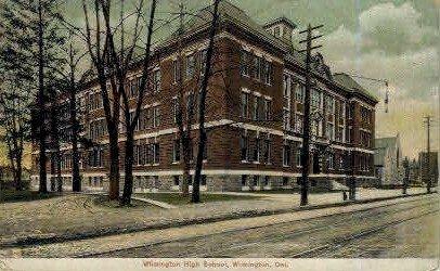 High School - Wilmington, Delaware DE