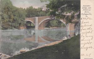 COLLEGEVILLE , Pennsylvania , PU-1906 ; Perkiomen Bridge, near Audubon's Home