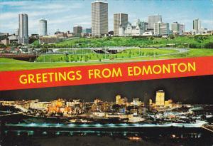 Greetings From Edmonton Alberta Canada