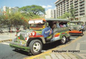 Philippine Jeepney Cars