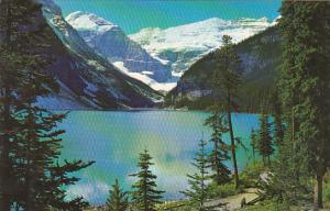 Canada Alberta Lake LouiseAnd Victoria Glacier