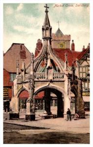 England  Salisbury  Market Cross