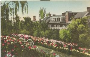 Gardens at the Mimslyn, Hotel of Distinction, Luray, Virg...