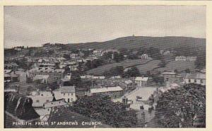 Penrith From St. Andrew's Church, Penrith (Cumbria), England, UK, 1900-1910s