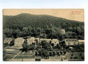 133228 GERMANY BAD SCHANDAU Vintage postcard