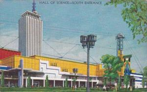 Chicago World's Fair 1933 Hall Of Science South Entrance