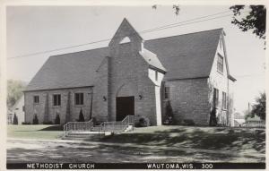 RP: WAUTOMA , Wisconsin , 30-40s; Methodist Church # 2