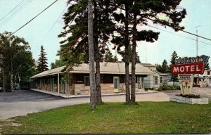 Michigan St Ignace Rock View Motel