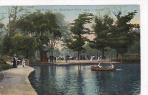 Ohio Liverpool Boating On Greenbank Lake