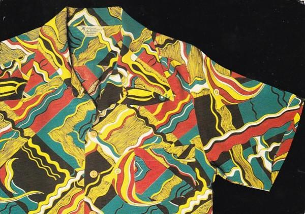 Advertising Dreamland Shirt Collection Vintage Hawaiian Shirt Detail 8314