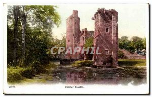 Great Britain Great Britain Old Postcard Caister castle