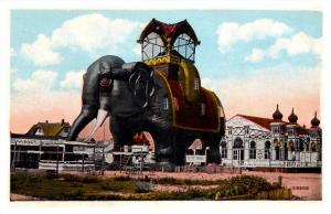 9406  NJ Atlantic City  Elephant Hotel