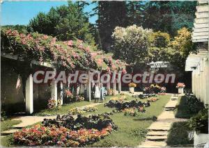 Modern Postcard Picturesque Ardeche Vals les Bains spa and Tourism Center Per...