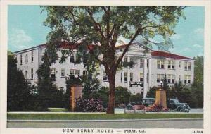 Georgia Perry New Perry Hotel