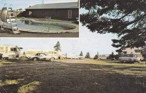 AMHERST, Nova Scotia, Canada, PU-1984; Gateway Parklands, Swimming Pool