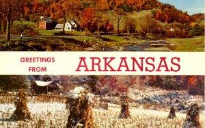 AR - Greetings from Arkansas