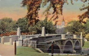 Connecticut Hartford Hoadley Bridge