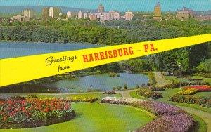 Greetings From Harrisburg Pennsylvania