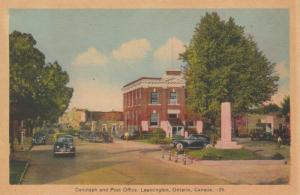 LEAMINGTON , Ontario , 1944 ; Centopah & Post Office