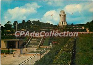 Postcard Modern sites of Charentes Chasseneuil on Bonnieure (Charente) Memori...