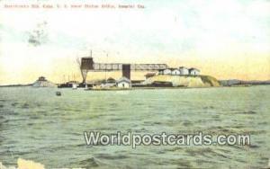 Guantanamo Bay Republic of Cuba US Naval Station Bridge, Hospital Cay  US Nav...