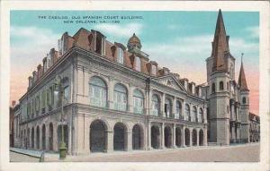 Louisiana New Orleans The Cabildo old Spanish Court Building