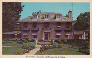 Governors Mansion Indianapolis Indiana