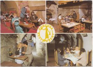 FORTUNA RESTAURANT, Budapest, Hungary, unused Postcard