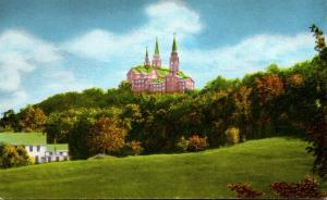 Wisconsin Holy Hill Panoramic View