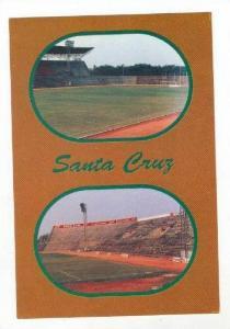 Soccer Stadium  Santa Cruz, Bolivia, 50-70s