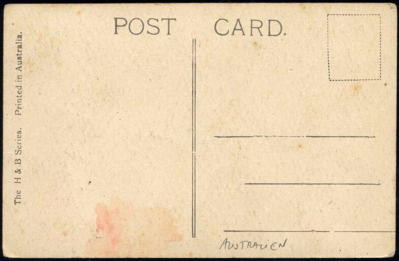 australia, MELBOURNE, Victoria, Bourke Street, TRAM, Multiview (1910s)