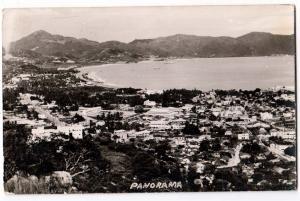RPPC - Panorama Mexico