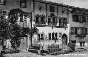 Switzerland Gruyeres La Musee Chalamala Museum