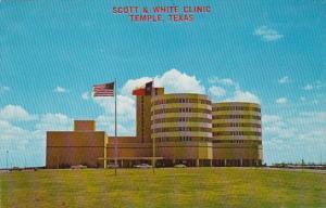 Texas Temple Scott & White Clinic