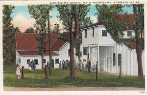 CONNEAUTVILLE, Pennsylvania, 1910s; Camp Meeting Grounds, Peniel Holiness Ass...