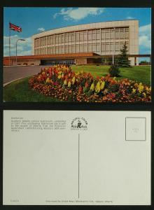 Southern Alberta Jubilee Auditorium c 1960
