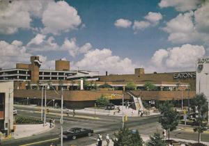 Home of the famous Farmer´s Market,  Market Square,  Kitchener,  Ontario,   ...