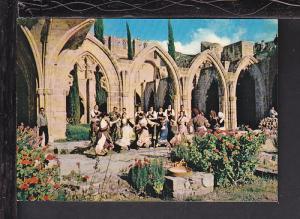 Bellapais Abbey,Cyprus Postcard BIN