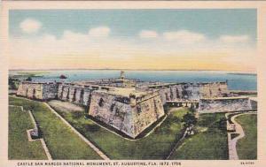Florida Saint Augustine Castle San Marcos National Monument