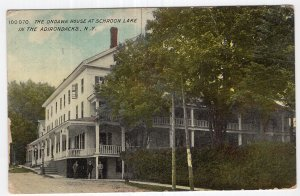 The Ondawa House At Schroon Lake In The Adirondacks, N.Y.