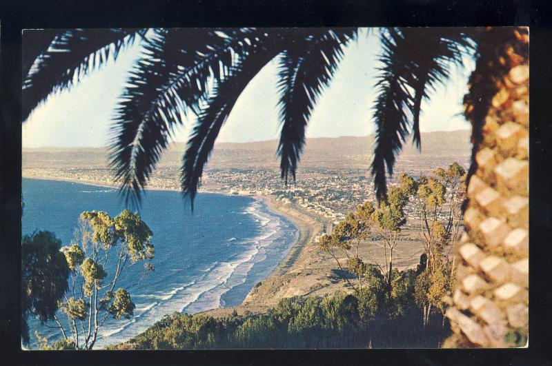Palos Verdes, California/CA/Calif Postcard, Wilmington-Redondo Beaches
