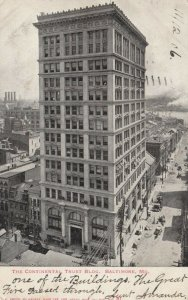 BALTIMORE , Maryland , 1906 ; Continental Trust Building