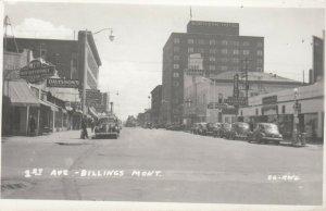 RP: BILLINGS , Montana, 1930s ; 1st Avenue