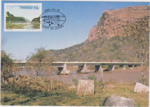 Bridges of Transkei, SOUTH AFRICA, 1980s # 2