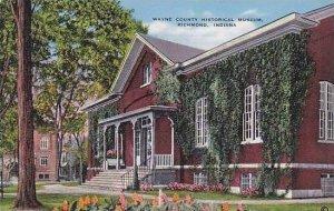 Indiana Richmond Wayne County Historical Museum