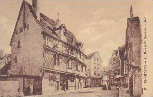 France Chartres La Maison du Saumon