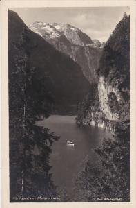 RP:Konigsee vom Malerwinkel , Deutsche Heimatbilder , 00-10s